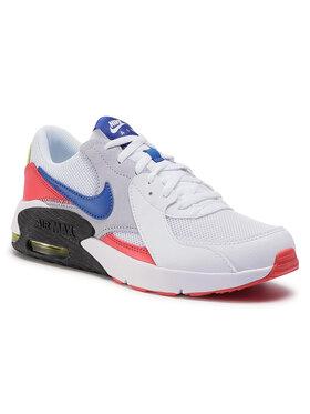 NIKE NIKE Обувки Air Max Excee (Gs) CD6894 101 Бял