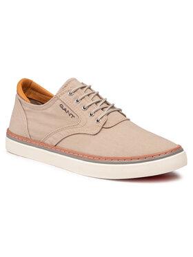 Gant Gant Πάνινα παπούτσια Prepville 22638668 Μπεζ