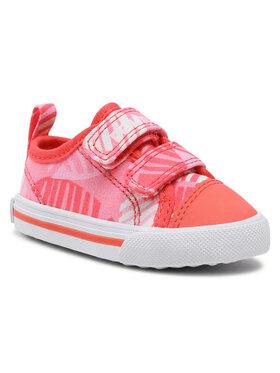 Reima Reima Sneakers aus Stoff Metka 569347 Orange