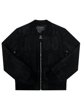 Guess Guess Átmeneti kabát J0YL03 WD4J0 Fekete Regular Fit
