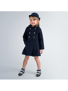 Mayoral Mayoral Manteau 4409 Bleu marine Regular Fit