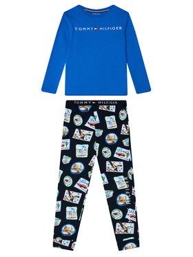 Tommy Hilfiger TOMMY HILFIGER Pyjama Set Print UB0UB00339 Multicolore