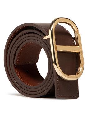 TwinSet TwinSet Moteriškas Diržas Cintura 211TO5063 Ruda