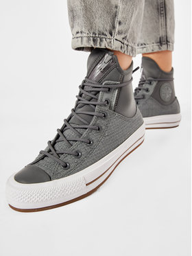 Converse Converse Sneakers aus Stoff Ctas Ma-1 Se Hi 153629C Grau