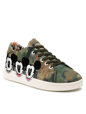 Desigual Desigual Sneakers 21WSKA16 Verde