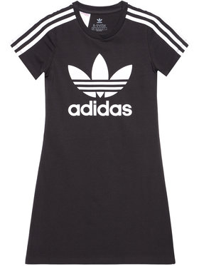 adidas adidas Kleid für den Alltag adicolor Skater FM5653 Schwarz Regular Fit