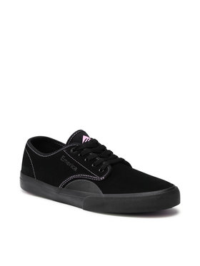 Emerica Emerica Sneakers aus Stoff Wino Standard 6101000118 Schwarz