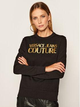 Versace Jeans Couture Versace Jeans Couture Mikina B6HZA7TQ Černá Regular Fit