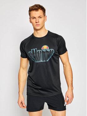 Ellesse Ellesse Funkční tričko Duece SXG09856 Černá Regular Fit