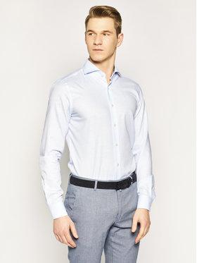Joop! Joop! Marškiniai 17 Jsh-52Pajos 30019730 Mėlyna Slim Fit
