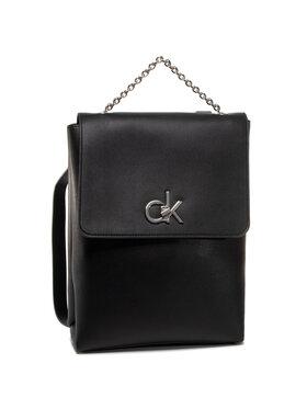Calvin Klein Calvin Klein Plecak Re-Lock Backpack K60K606679 Czarny