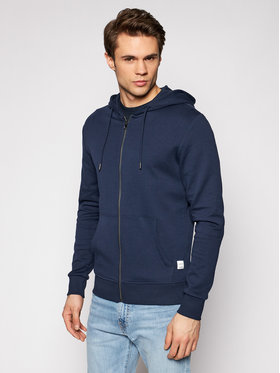 Jack&Jones Jack&Jones Sweatshirt Basic 12181901 Dunkelblau Regular Fit