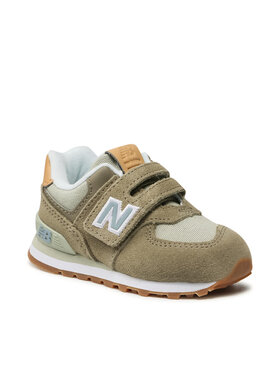 New Balance New Balance Sneakersy IV574NT2 Zielony