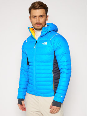 The North Face The North Face Pūkinė striukė Speedtour NF0A4M9EU7D1 Mėlyna Regular Fit