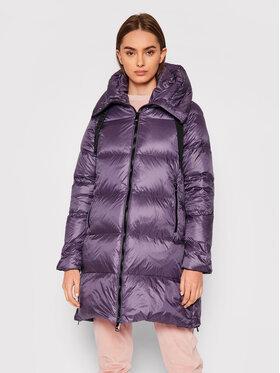 Deha Deha Daunenjacke D53262 Violett Regular Fit