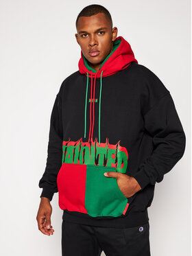 MSGM MSGM Sweatshirt 2940MM176 207599 Noir Regular Fit