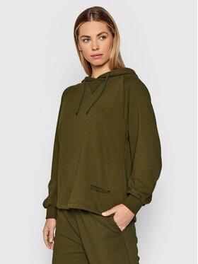NA-KD NA-KD Majica dugih rukava 1100-004453-0086-003 Zelena Relaxed Fit