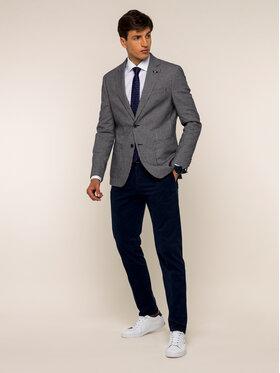 Tommy Hilfiger Tailored Tommy Hilfiger Tailored Вратовръзка TT0TT05375 Тъмносин
