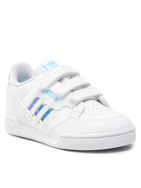 adidas adidas Обувки Continental 80 Stripes Cf GZ3262 Бял