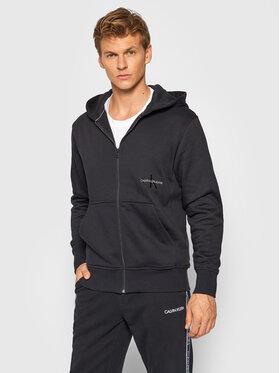 Calvin Klein Jeans Calvin Klein Jeans Bluza J30J318451 Czarny Regular Fit
