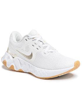 Nike Nike Обувки Renew Ride 2 CU3508 010 Бял