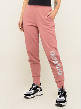 Calvin Klein Performance Calvin Klein Performance Pantaloni da tuta 00GWH9P655 Rosa Regular Fit