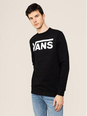 Vans Vans Sweatshirt Classic Crew II VN0A456AY281 Schwarz Regular Fit