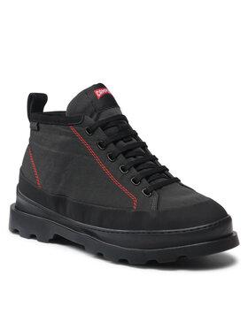 Camper Camper Kotníková obuv Brutus K300412-001 Černá