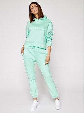 Sprandi Sprandi Sweatshirt SS21-BLD004 Grün Regular Fit