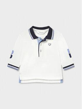 Mayoral Mayoral Polo marškinėliai 1171 Balta Regular Fit