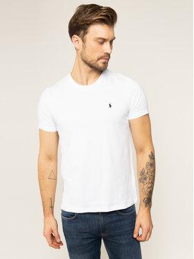 Polo Ralph Lauren Polo Ralph Lauren T-Shirt 714706745 Biały Regular Fit