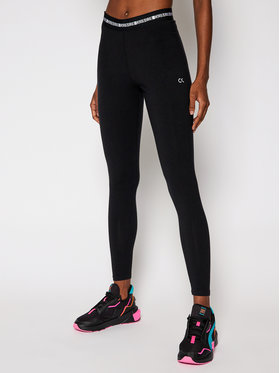 Calvin Klein Performance Calvin Klein Performance Leggings 00GWF0L638 Fekete Slim Fit