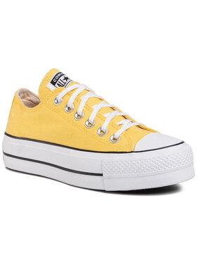 Converse Converse Кецове Ctas Lift Ox 568627C Жълт