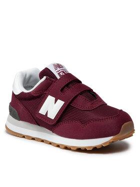 New Balance New Balance Sneakersy PV515HG1 Bordowy