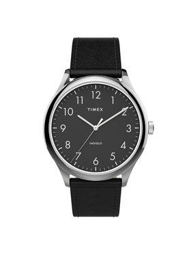Timex Timex Karóra Modern Easy Reader TW2T71900 Fekete