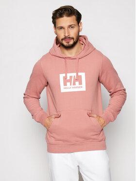 Helly Hansen Helly Hansen Sweatshirt Box 53289 Rose Regular Fit