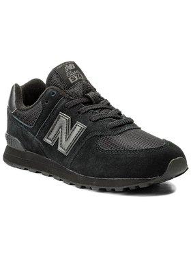 New Balance New Balance Сникърси GC574TB Черен