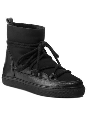 Inuikii Inuikii Buty Sneaker Classic Black 50202-1 Czarny