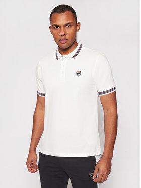 Fila Fila Polo marškinėliai Matcho 687656 Balta Regular Fit