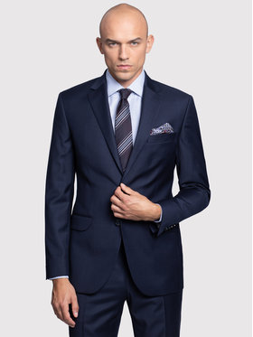 Vistula Vistula Κοστούμι Denver VI0630 Σκούρο μπλε Super Slim Fit