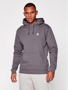 adidas adidas Sweatshirt Essentials GN3388 Grau Regular Fit