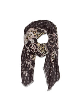 Guess Guess Chusta Not Coordinated Scarves AW8572 MOD03 Brązowy