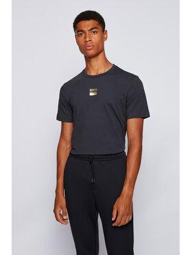 Boss Boss T-shirt Tee 6 50436241 Bleu marine Regular Fit