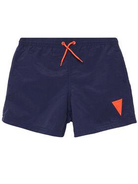 Guess Guess Pantaloni scurți pentru înot L1GZ01 TEL27 Bleumarin Regular Fit