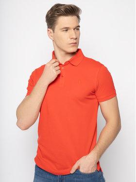 Trussardi Trussardi Polo marškinėliai 52T00349 Raudona Regular Fit