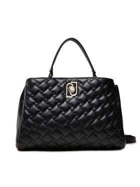 Liu Jo Liu Jo Дамска чанта Ecs S Top Handle AF1170 E0005 Черен