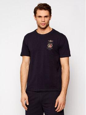 Aeronautica Militare Aeronautica Militare T-shirt 211TS1837J507 Tamnoplava Regular Fit