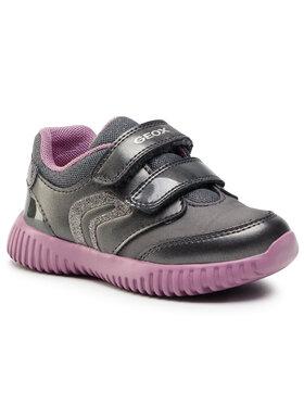Geox Geox Sneakersy B Waviness G. A B941XA 0AJ15 C9002 S Sivá