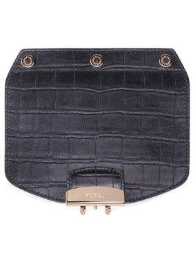 Furla Furla Сменяем капак за чанта Metropolis K056EP0-KO0000-O6000-1-007-20-IT-K Черен
