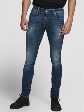 Jack&Jones Jack&Jones Jeans Liam 12177507 Blu scuro Skinny Fit